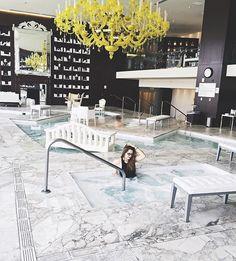 Mornig Miami, enjoy the spa Miami, Spa, Lifestyle, Architecture, City, Instagram Posts, Modern, Design, Home Decor