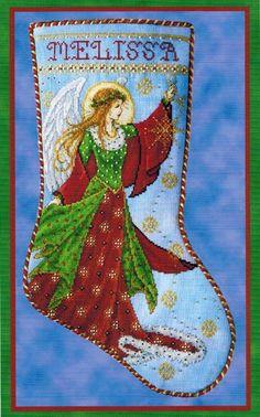 Christmas Stockings - Cross Stitch Patterns & Kits (Page 3) - 123Stitch.com