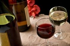 Which one is #Healthier? #RedWine or #WhiteWine!