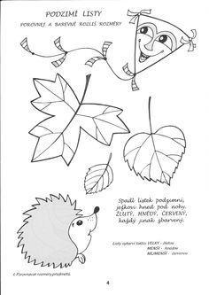 Výsledek obrázku pro grafomotorika drak Autumn Activities For Kids, Hair Accessories, Printables, Ms, Color, Halloween, Autumn, Activities, Daycare Ideas