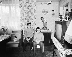 """Zofia Rydet was a Polish photographer, best known for her project """"Sociological Record"""", which aimed to document every household in Poland. Life Photography, Portrait Photography, Houses In Poland, Creative Landscape, Photography Exhibition, Family Values, Museum Of Modern Art, Warsaw, Family Life"""