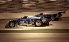 Toyota 88C-V Race Car '89