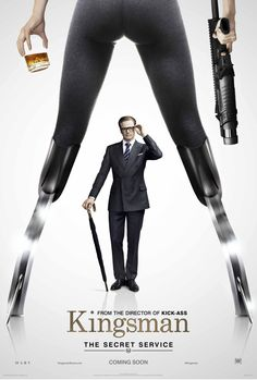 Kingsman: The Secret Service goes on general release in January 2015. The studio has made available some fresh artwork to promote the movie