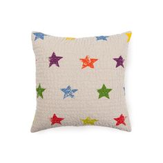 Multicoloured Stars Cushion | ZARA HOME United Kingdom