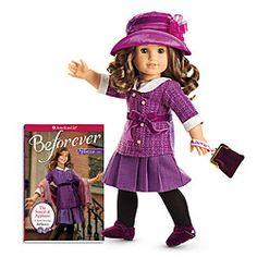 American Girl® Dolls: Rebecca® Doll, Book & Accessories
