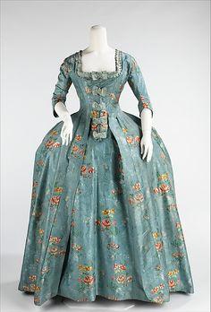 French 1760-1770. Metropolitan Museum of Art.