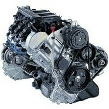 Smart Roadster Engine