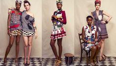 Климт вдохновил коллекцию одежды, Густав Климт цветовых палитр, узоры, Brush Strokes в Отпечатки, Хейли Берд, Модельер, художник по костюмам ...