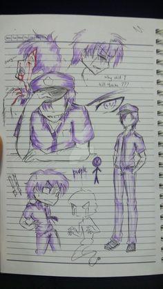 Sketch-Taylor/Purple Guy by karinchan97 on DeviantArt