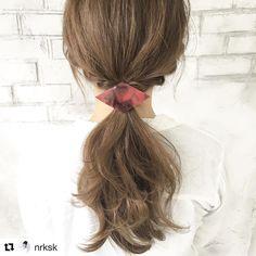 ヒシガタバレッタ レッド ご着用いただきありがとうございます  #サマーソワレ でも販売しています  #Repost @nrksk with @repostapp  シンプルアレンジ @san_official さんのバレッタは本当に可愛い_  #hair #hairstyle #hairarrange #arrange #ヘアスタイル #ヘアアレンジ #アレンジ #結婚式 #ルーズ #シンプル  #姫路 #美容院#puravida #プーラヴィーダ #姫路駅南 #姫路駅 #himeji #ngkstyle #japan #MERY #mery_hair_arrange #locari #byshair #ポニーテール #くるりんぱ