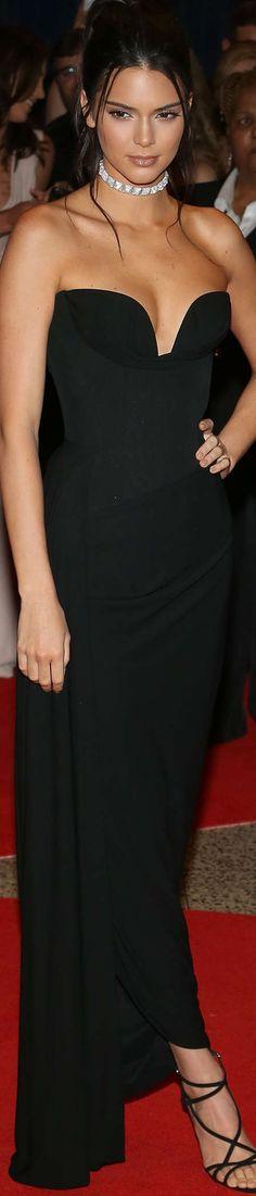 Kendall Jenner White House Korespondenci Kolacja