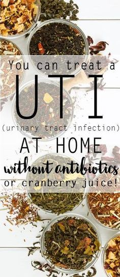 Have you ever suffered from a painful UTI? The symptoms are unbearable and agonizing! To make matters worse, an untreated UTI can quickly turn into a kidney infection. And if you thought a UTI was painful, you've got another thing coming! UTIs (Urinary Tract Infections a.k.a. Bladder Infection) are extremely common in women, and the most common treatment from a physician is an antibiotic prescription. But antibiotics can be extremely harmful to your body, especially if taken regularly.