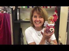 Angioletto fai da te - YouTube Easy Christmas Crafts, Simple Christmas, Dyi Crafts, Crafts To Make, Diy Resin Casting, Little Dolly, Diy Silicone Molds, Fairy Dolls, Soft Dolls
