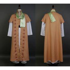 Akatsuki no Yona Zeno Outfit Cosplay Costume  from Akatsuki no Yona #Cosplay #Costume