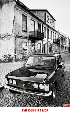 Fiat An amazing piece of well oiled machinery Automobile, Fiat 126, Car Polish, Fiat Abarth, Good Old Times, Steyr, Italian Beauty, Black Wheels, Car Posters