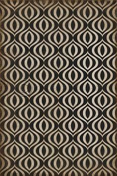 spicher & co. vinyl floor cloth pattern 10 open sesame | floor