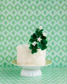 Happy St. Patrick's Day!    #stpatricksday #shamrock #sugarshamrock