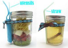 picnic jars