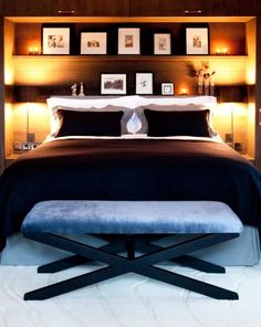 bedroom decorating tips - Internal Home Design Home Design, Interior Design, Design Ideas, Bedroom Decorating Tips, String Lights In The Bedroom, Small Bedroom Designs, Bedroom Photos, Couple Bedroom, Trendy Bedroom