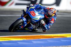 From Vroom Mag... Maverick Viñales and Aleix Espargaro on the pace as final round gets underway