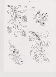 DESIGN: Vintage Lily of the Valley.