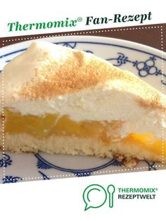 Pfirsich-Schmand-Kuchen Peach sour cream cake from binekrueger. A Thermomix ®️️ recipe from the category baking sweet www.de, the Thermomix ®️️ community. Cheesecake Thermomix, Thermomix Desserts, Homemade Frappuccino, Frappuccino Recipe, Berry Smoothie Recipe, Easy Smoothie Recipes, Cupcake Recipes, Baking Recipes, Sour Cream Cake