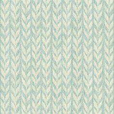 Ashford Geometrics Aqua And Cream Graphic Knit Wallpaper York Wallcoverings Wallpaper Wall