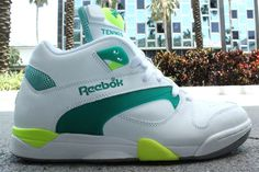 36c6a78fd381 More ideas. They are making a comeback! Reebok Court Victory Pump (Michael  Chang) Sneaker Release