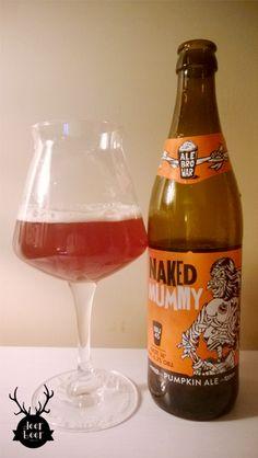 AleBrowar - Hop Sasa #beer #godsavethebeer #deerbeer #alebrowar #nakedmummy