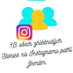 Pro určité typy podnikání je Instagram ideální platforma. Pokud mezi ně patříte, využívejte Stories na denní bázi a dostaňte se více lidem do podvědomí. #eshop #sluzby #podnikani #business #marketing #onlinemarketing #plzen Online Marketing, Instagram, Internet Marketing