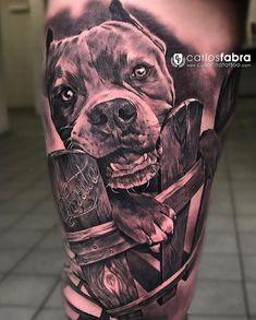 """Currito"" el American Bully de Tercer premio a la mejor obra del domingo en la Wicked Tattoos, Badass Tattoos, Body Art Tattoos, Print Tattoos, Sleeve Tattoos, Tattoos For Guys, Chicano, Picture Tattoos, Tattoo Photos"
