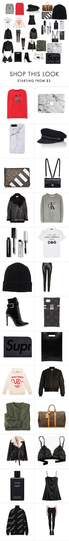 """for me fashion young kit"" by laurent79 on Polyvore featuring mode, Calvin Klein Jeans, Lola, Louis Vuitton, Chanel, Acne Studios, Calvin Klein, Bobbi Brown Cosmetics, Dolce&Gabbana et Monki"