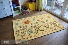 Dywan Wissenbach Lifestyle Kids 2878 Wanilia www. Carpets For Kids, Kids Rugs, Baby Room, Babys, Lifestyle, Inspiration, Home Decor, Art, Babies