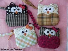 Owls Coin Purses