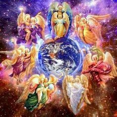 Ritual a los 7 Arcángeles para pedir protección personal y ambiental | Compartiendo Luz con Sol