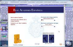El diccionario de la Real Academia Española en línea. En http://www.rae.es/