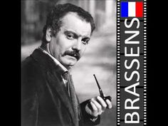 Les Chansons de Georges Brassens (+playlist)  @Phage Nolte - I love this and I think you will too!