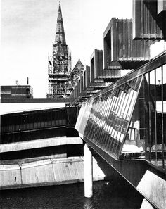 Scottish Brutalism | Irvine Centre