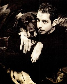 CC and his pup.