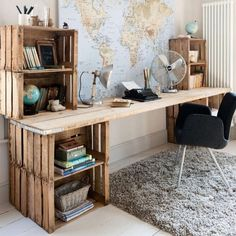 DIY Paletten Projekte Ideen für Ihr Zuhause Interior Design DIY Pallet Projects Ideas for your Home Interior Design Related posts: Easy Pallet Furniture transformation ideas you can create for your home DIY Domi… Home Entertainment Center Ideas Diy Tisch, Palette Deco, Sweet Home, Diy Casa, Deco Originale, Home And Deco, Cheap Home Decor, Diy Home Decor On A Budget Easy, Craft Room Ideas On A Budget