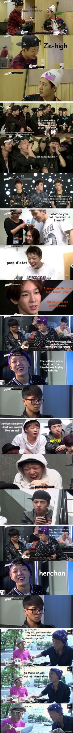 Meme Center | allkpop - Bad Jokes Bobby