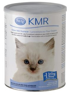 $28.95-$39.99 The Number 1 Selling Kitten Milk Replacer! Recommended as a complete food source for orphaned or rejected kittens or those nursing, but needing supplemental feeding. Also recommended for growing kittens or adult cats that require a source of highly digestible nutrients.