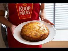 Feestje op je bord: omgekeerde stroopwafelcake met ananas - Libelle Daily