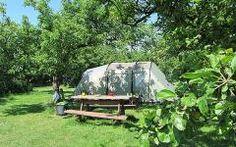 Ontspanning - kamperen In het Fruit