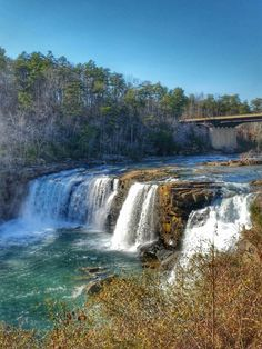 Little River Canyon, Desoto Falls State Park, Mentone Alabama We LOVE to Pin the Latest Photos on Pinterest!  Please help us by visiting:  http://TexasTrim.net to see our Deeply Discounted Heels and Accessories! Delivered right to your door!  http://PinterestBob.com