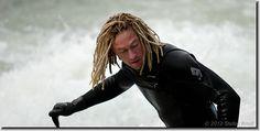 Surfin', Eisbach