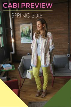 Get ready for spring with Cabi!