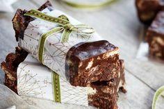 Chocolate dog slice – Recipes – Bite