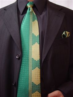 Tie Set, Consistency, Hunter Green, Silk Ties, Woven Fabric, Green And Gold, Leadership, Color, Design