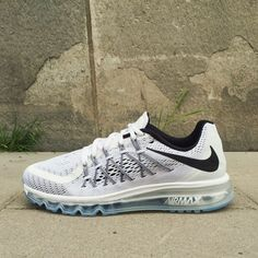 Nike Air Max 2015  White Max 2015 1360edec7